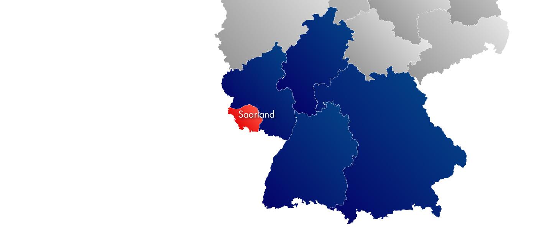 GÖHRUM Liefergebiet: Saarland