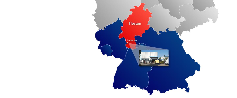GÖHRUM Liefergebiet: Hessen