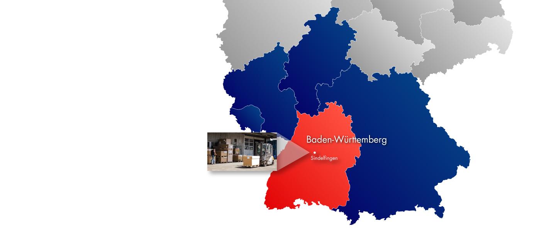 GÖHRUM Liefergebiet: Baden Württemberg
